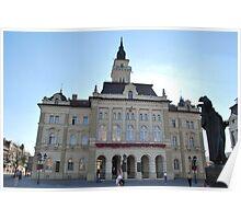 City Hall, Novi Sad, Serbia Poster