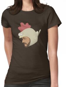 The Man who Sold the World Womens Fitted T-Shirt