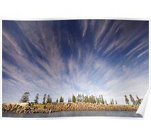 Kiama Clouds Poster