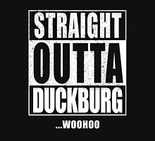 Straight Outta Duckburg Unisex T-Shirt