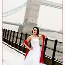 By Tower Bridge by Trish  Anderson