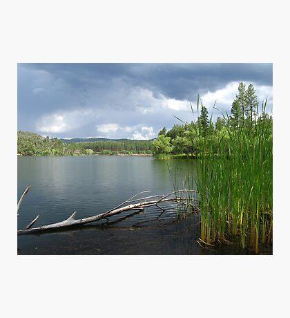 Lynx Lake in Prescott, AZ Photographic Print