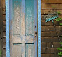 Garden Door by Jan Morris