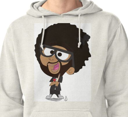 Fairly QuestLove Pullover Hoodie