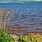 Duluth Accross The Bay by AuntieJ