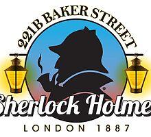 Sherlock Holmes 2 by Gary Grayson