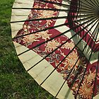 Japanese Umbrella by Jan Morris