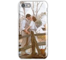 Anne and Gilbert Kiss iPhone Case/Skin