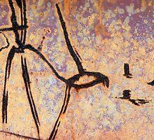 Hieroglyphics by Marguerite Foxon