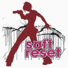 "soft reset ""girl agent"" tshirt 2 T-Shirt by digifox"