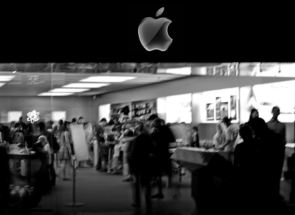 Apple Store by csouzas