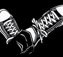 Kickin' it. by FORESTKAT