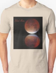 Super blood moon Unisex T-Shirt
