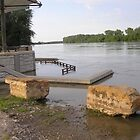 More 2011 Flood Pictures of the Missouri River by Carla Wick/Jandelle Petters
