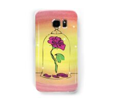 Enchanted rose Samsung Galaxy Case/Skin