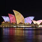 Glamorous Opera House by Linda Fury