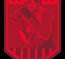 Boxer by joebarondesign