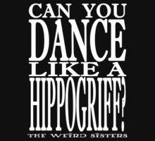 Can You Dance like a Hippogriff? by carls121