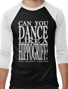 Can You Dance like a Hippogriff? Men's Baseball ¾ T-Shirt