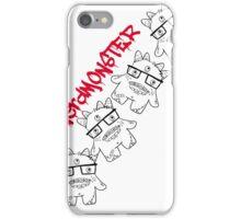 #nerdmonster iPhone Case/Skin