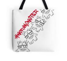 #nerdmonster Tote Bag