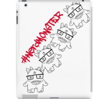 #nerdmonster iPad Case/Skin