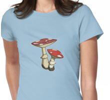 Amanita Womens Fitted T-Shirt