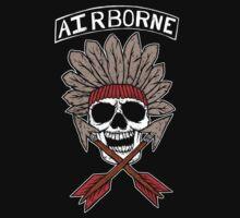 Airborne  One Piece - Short Sleeve