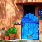 Albuquerque Door by TheBlindHog