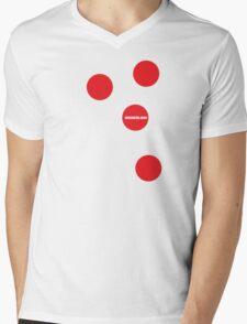 Hoogerland Mens V-Neck T-Shirt