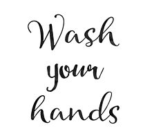 Wash tour hands by Pranatheory