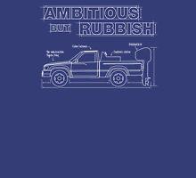Ambitious but Rubbish Toybota blueprints Unisex T-Shirt