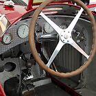 Alfa Romeo Tipo B P3 Dashboard  by Carole-Anne