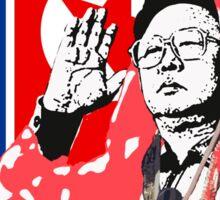 Kim Jong ILL YEAH BOY!!!! Sticker