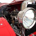 Alfa Romeo G1, 1921  by Carole-Anne