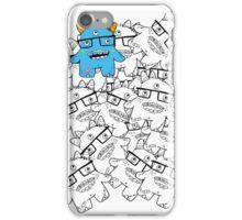 nerd squad iPhone Case/Skin