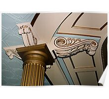 0064  Architectural Detail Poster