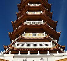 Nan Tien Temple by Linda Fury