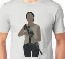 Sasha - The Walking Dead Unisex T-Shirt