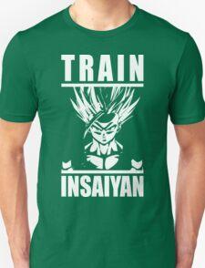 TRAIN INSAIYAN - Super Saiyan Teen Gohan T-Shirt