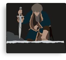 Bilbo Baggins - The Hobbit Canvas Print