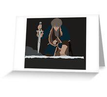 Bilbo Baggins - The Hobbit Greeting Card