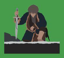 Bilbo Baggins - The Hobbit Kids Tee