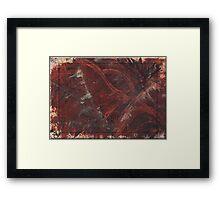 Phoenix Raven Framed Print