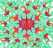 Sindbis and Anti-Virus by Objowl