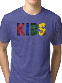 KIDS - Larry Clark Tri-blend T-Shirt