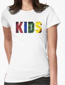 KIDS - Larry Clark Womens Fitted T-Shirt