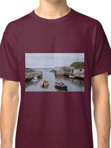 Ballintoy Harbour Classic T-Shirt