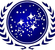 United Federation of Planets Logo by Spacestuffplus