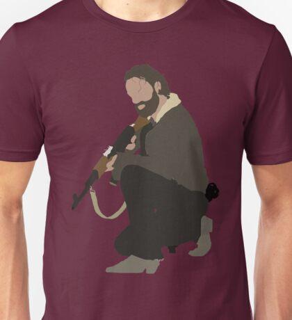 Rick Grimes - The Walking Dead Unisex T-Shirt